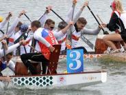 Drachenboot-Titelkämpfe: Große Erfolge nach geringen Erwartungen