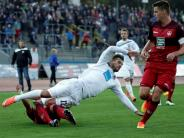 Regionalliga Südwest: Lauterer bringen Ulm zu Fall