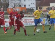 Fußball-Vorschau: Holzkirchen lässt sich nicht beirren