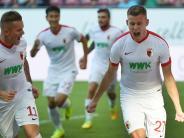 FC Augsburg: FC Augsburg startet gut in die Bundesliga, aber...