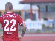 Landesliga Südwest: Mering bekommt den Ball nicht ins Tor