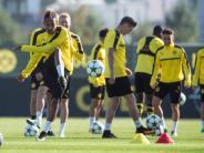 Champions League: Härtetest für die BVB-Torfabrik - «Haben noch viel vor»
