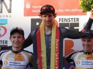 Radsport: Schmeisers Triple in Mindelheim