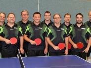 Tischtennis: Neun Neuzugänge für TSV-Teams