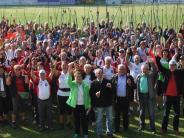 Nordic-Walking-Tour: So viele Steckenflitzer wie noch nie