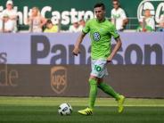 Bundesliga: Allofs: Draxler identifiziert sich mit VfL Wolfsburg