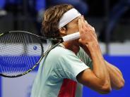 ATP-Turnier: Alexander Zverev sagt Start in Shenzhen ab