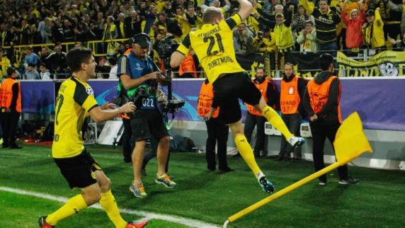 Champions League: Schürrle schießt sich in die Herzen der BVB-Fans