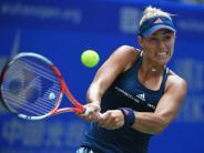 Tennis:  Erste Niederlage als Nummer eins: Kerber verliert in China