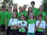 Inline-Slalom: Toller Abschluss einer starken Saison