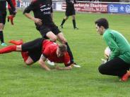 Fußball-Kreisklasse Nordwest: Keine Bauchlandung für TSV Herbertshofen