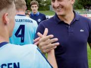 Interview: Aus Liebe zum Fußball