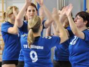 Volleyball: Noch ein Team hält die Fahne hoch
