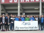 Jugendfußball: Tore gab's nur beim Länderspiel zu sehen