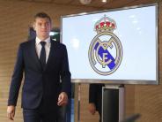 Wegen Sponsor: Real Madrid verzichtet in Arabien auf das Kreuz im Wappen