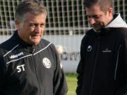 Fußball, Bayernliga: Was sagt der Blick der beiden Trainer aus?