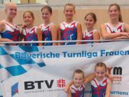 Turnen: Als Dritter in die Landesliga 3 aufgestiegen
