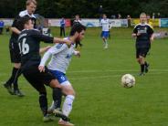 Fußball, Bezirksliga: Es fehlte am Durchsetzungsvermögen