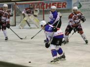 Eishockey: Ein hartes Stück Arbeit für die Wölfe