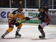Eishockey, Landesliga: Ein heißer Kampf zum Auftakt
