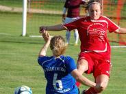 Frauenfußball: Türkheim verliertSpiel undTorhüterin