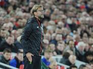 Premier League: Klopp ärgert sich über Unentschieden gegen Manchester United