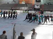 Eiskunstlauf: Gemeinsame Kreise gezogen