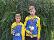 Gundelfingen: Zwei Pokal und viele Medaillen