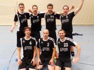 Volleyball: Strahlemänner
