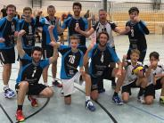 Volleyball: Teamgeist sorgt für Jubel
