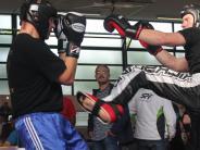 Kickboxen: Wie Schach, nurmit Schlägen und Tritten