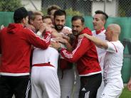 Fußball: Haunstetten setzt Aufwärtstrend fort