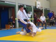 Judo: Rückschlag weggesteckt