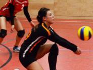 Volleyball: Gleich mal eine Niederlage