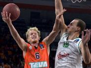 Basketball Eurocup: Ulmer gewinnen Heimspiel gegen Slovenen