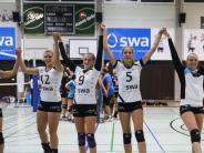Volleyball: Neun Stunden im Bus sollen nicht umsonst sein
