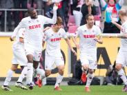 8. Spieltag: Kölner Spieltag-Traum: Dank Gladbach auf Platz eins