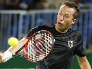 ATP-Turnier: Kohlschreiber beim Turnier in Moskau im Halbfinale