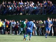 Fußball: Kein Spiel wie jedes andere