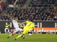 KSC verliert in Würzburg: VfB in 2. Liga wieder obenauf - Bielefeld bleibt sieglos