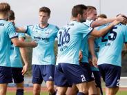 Regionalliga Bayern: Nach kurzer Pause wieder Jubel