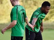 Fußball: Auf dem Weg zum Halbzeitmeister?