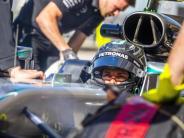 Voll auf Sieg fahren: Der Kampf um die US-Pole: Rosberg will Hattrick
