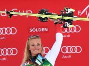 1,44 Sekunden voraus: Ski-Star Gut gelingt «Hammer» zum Saisonstart