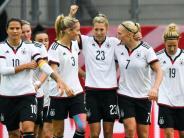 Erfolgreiches Jones-Heimdebüt: DFB-Frauen feiern 4:2-Sieg bei Premiere gegen Österreich