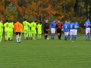 Fußball: Kreisklasse West 2: TG Lauingen holt wichtige Punkte im Abstiegskampf