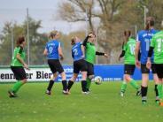 Fußball: Frauen-Bezirksliga Nord: SG Glött/Aislingen holt Dank Johanna Guggemos 3-Pack einen Punkt