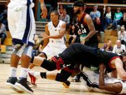 Bildergalerie: Basketball - Elchingener Scanplus Baskets vs. Licher Basket Bären