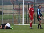 Fußball im Unterallgäu: So hart kämpfte der SV Tussenhausen in Breitenbrunn