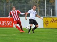 Fußball: Bezirksliga Nord: Lauinger Heimniederlage steht schon Halbzeit fest